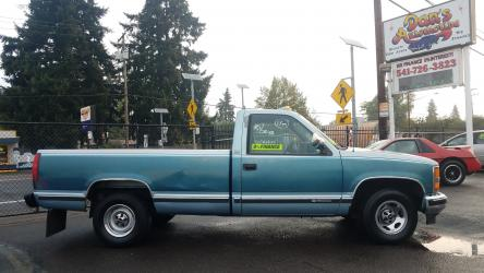 APPROVED with NO CREDIT CHECKS! 1990 Chevrolet C/K 1500 454 SS 2WD