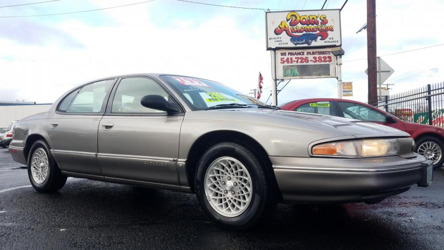 1996 Chrysler LHS Sedan