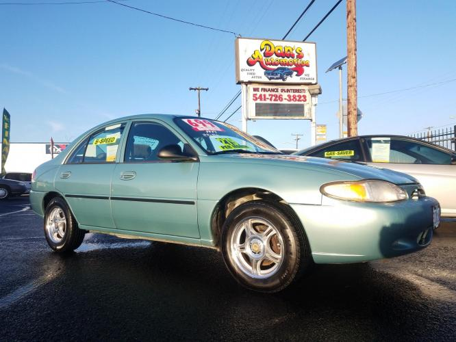 1999 Ford Escort LX Gas SAVER 5 Speed manual