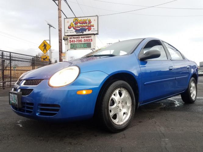 2005 Dodge Neon SXT JUST ARRIVED ON TRADE AND PRICED TO SELL TODAY!