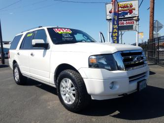 2012 Ford Expedition Limited 4WD One Family Owned!